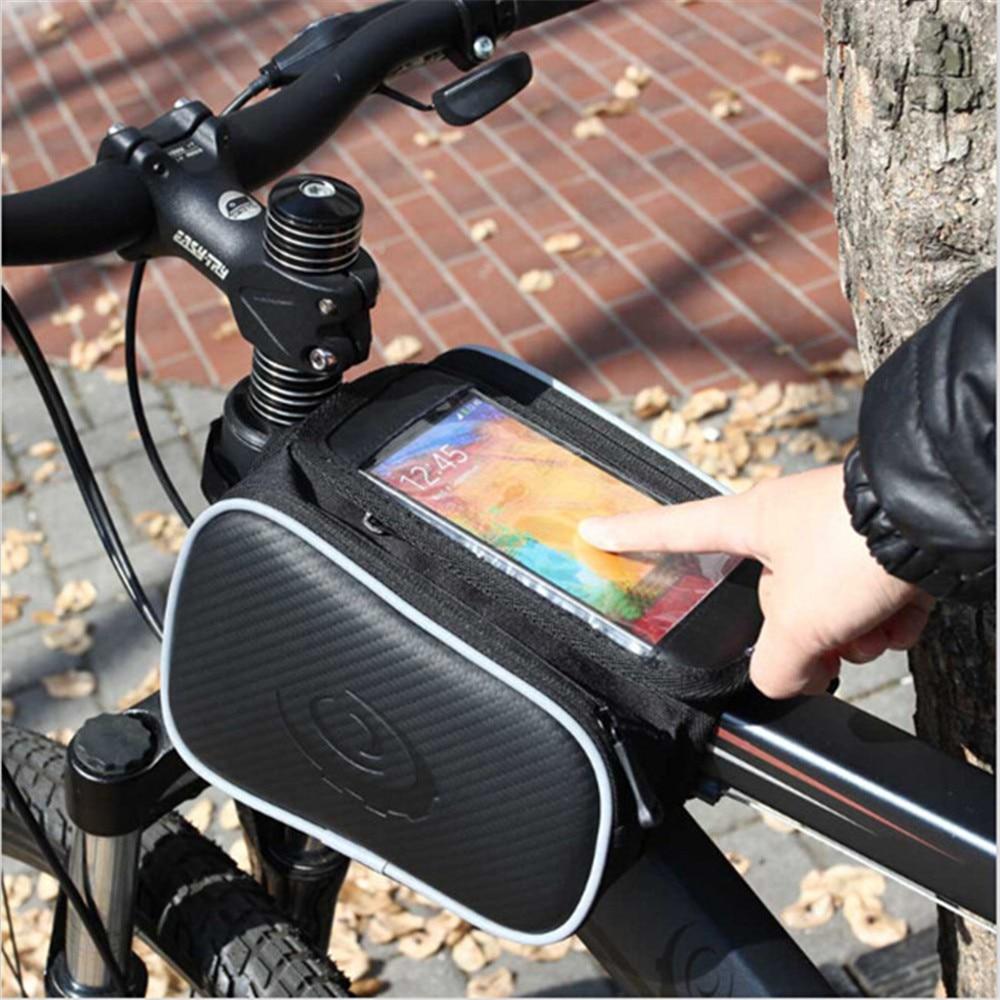 4,7-5,5 дюймдік смартфонның сенсорлы - Велоспорт - фото 5