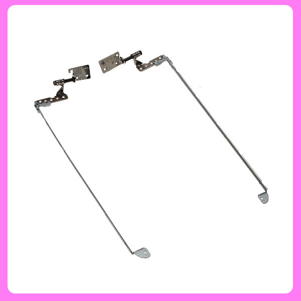 Laptop LCD Hinges for Lenovo IdeaPad Z570 Z575 33.4M407.001 screen axis shaft one pair new original bottom case for lenovo ideapad z570 bottom base z575 z570 cover z570 case p n 60 4m424 004 60 4m424 005
