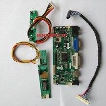 Kit for LP141WX3-TLN1 HDMI DVI Controller board 30pin 1280X800 Panel monitor Signal VGA 14.1″ Driver screen 1 lamps LVDS