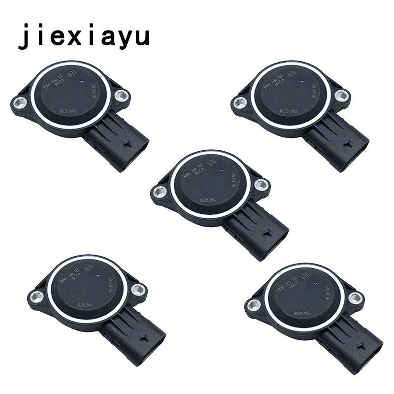 5 pièces OEM 07L 907 386 Prises d'air Capteur De Position pour Jetta Golf MK6 VW Passat B6 CC Coccinelle Seat Leon Octavia
