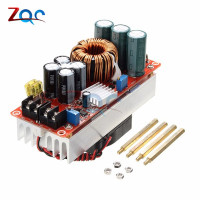 1500W 30A DC DC Step Up Boost Converter 10 60V To 12 90V Current Power Supply