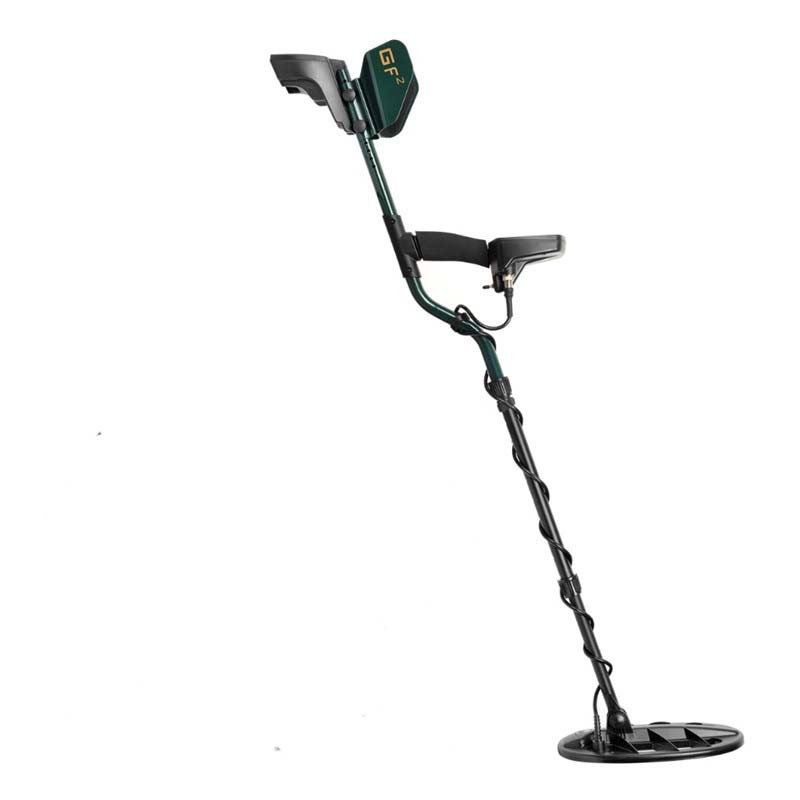 DHL Ship Professional Metal Detector GF2 Underground Metal Detector Gold High Sensitivity and LCD Display Metal Detector Finder professional deep search metal detector md6350 underground gold high sensitivity and lcd display metal detector finder