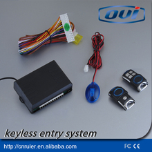 Universal Car Auto Remote Central Alarm Security Kit Locking Keyless Entry System wholesale