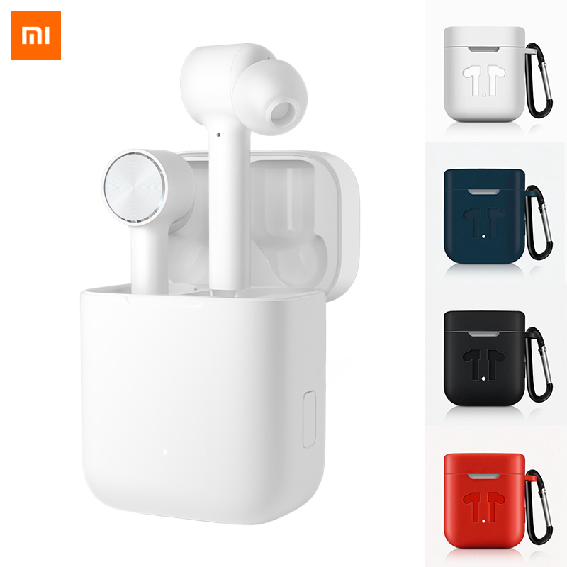 Original Xiaomi Airdots Pro TWS True Wireless Bluetooth Earphone MI Air ANC Switch ENC Auto Pause
