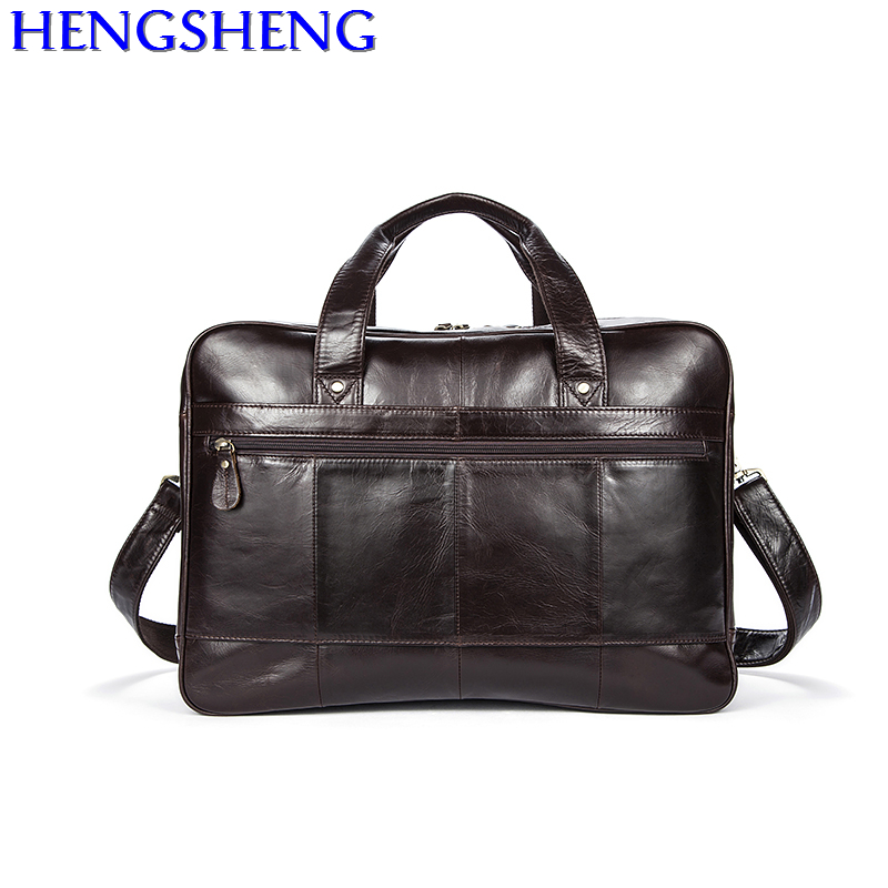 Free Shipping hot selling genuine leather men messengers bag of quality cow leather business men shoulder bag by coffee men bags tian wang hot selling ss case genuine leather band ladies watch free shipping 24 hour dispatch ls3799g 1