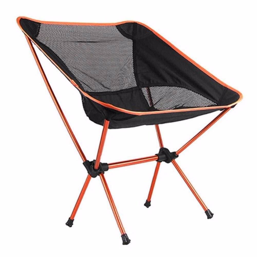 Portable Chair Folding Seat Stool Fishing Camping Hiking Garden ...