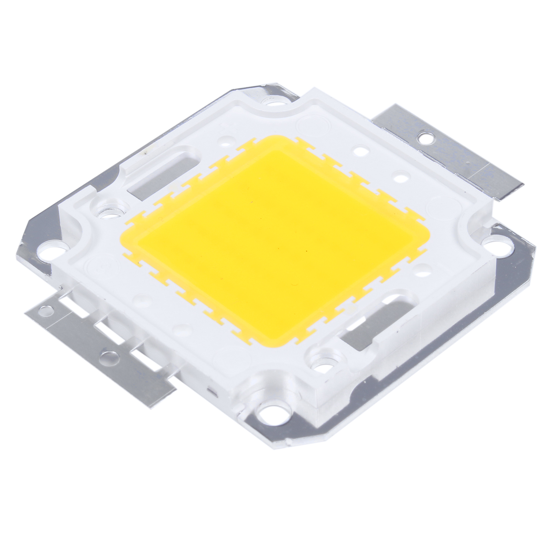 3800LM 50W LED Chip Bulb Lamp Light Warm White High Power DIY