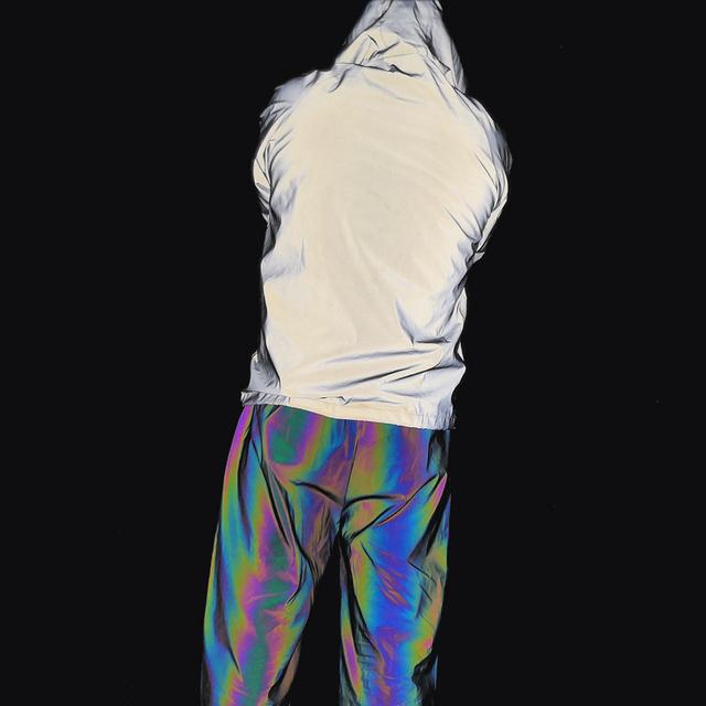 Dropshipping New Reflective Jacket Men Hooded Coat Cool Hip Hop Jackets Night Glow Mens Jackets Streetwear Jaqueta Masculino