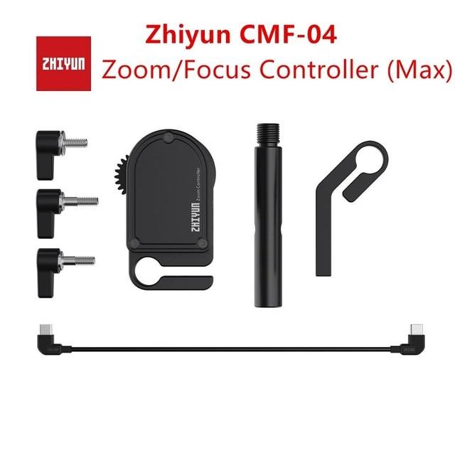 Zhiyun Follow Focus CMF 03 Lite CMF 04 Max TransMount Servo Follow Focus Zoom Controller for