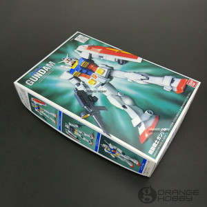 Image 2 - Bandai FG 01 1/144 RX 78 2 Gundam EFSF Mobile Anzug Montage Gundam Modell Kits