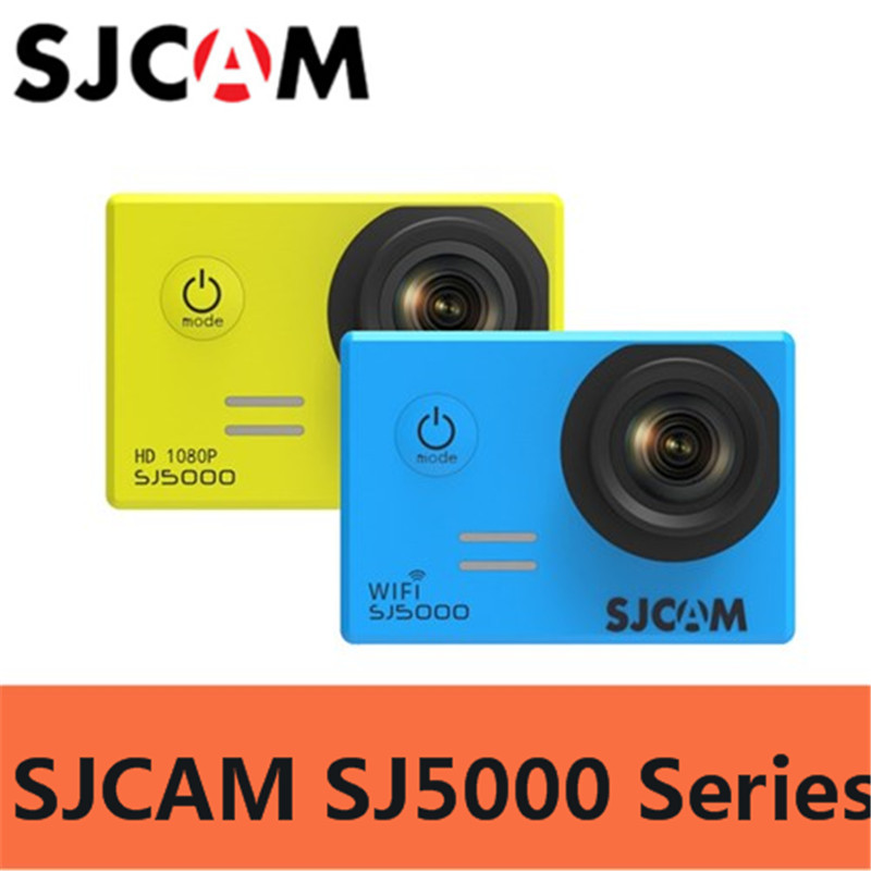 100% Original SJCAM SJ5000 Plus WiFi 1.54 Diving 30M Waterproof Outdoor Sports Action Mini Camera Sj 5000 plus Cam DVR original sjcam sj5000x elite sj5000 plus sj5000 wifi sj5000 30m waterproof sports action camera sj cam dv with many accessories