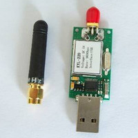 RF USB Module 433MHz PC RF Controller 100M Wireless Data Transmitter KYL 220