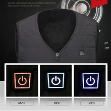 Heating Vest Riding Jacket Moto Autumn Winter Electric Thermal Clothing