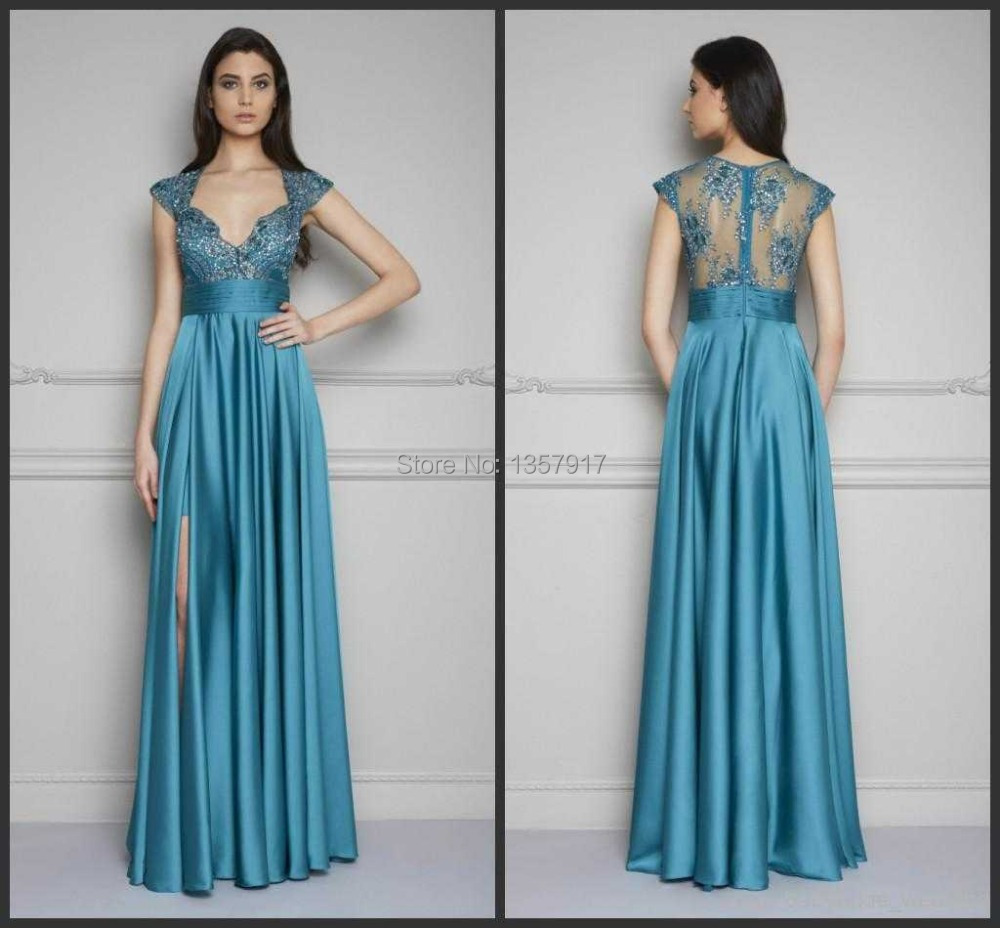 Compare Prices on Teal Formal Gowns- Online Shopping/Buy Low Price ...