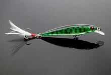 20PCS HENGJIA 9CM-8G minnow isca artificial 3d Pesca fishing Wobblers fishing lure crankbait fish supplies carp fishing Tackle