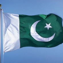 e50a6cd57e Pakistan Flag 150x90cm custom flag banner at all size national flags free  shipping(China)