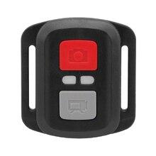 กันน้ำ Handstrap รีโมทคอนโทรลกล้อง Wireless Controller เปลี่ยนสำหรับ Eken H9R/H8R/H6S/H7S/H5S PLUS