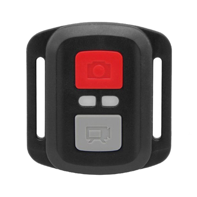 Waterproof Handstrap Remote Control Camera Wireless Controller Replacement For Eken H9R/H8R/H6S/H7S/H5S Plus