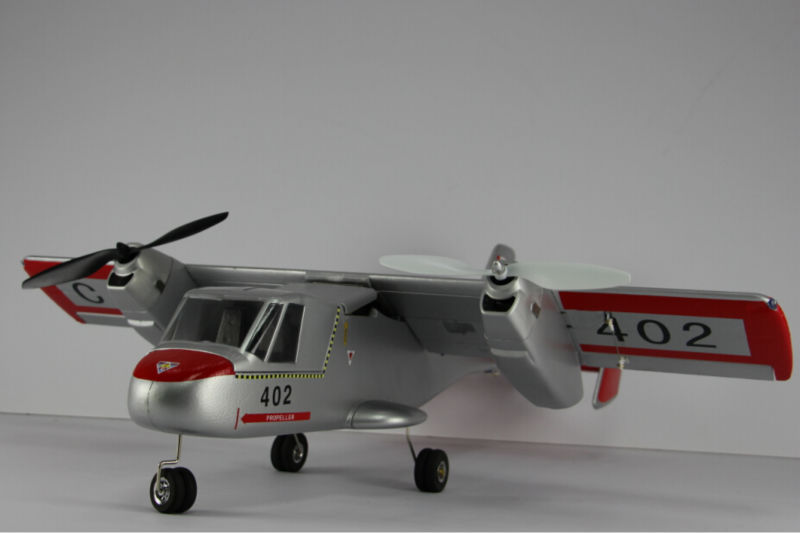 CL84 Vertical Take Off And Landing VTOL RC Airplane RTF