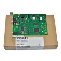 CP5611 PROFIBUS DP/MPI/PPI communication card PCI slot for desktop 6GK1 561 1AA01 6GK1561 1AA01 6GK15611AA01 freeship