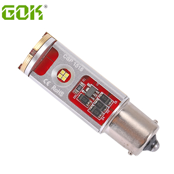 10pcs Car Signal led 1156 1157 bay15d BA15s P21W Led 12 led csp chip Turn Brake Light Tail Lamp LED Auto Rear Reverse Bulb r5w