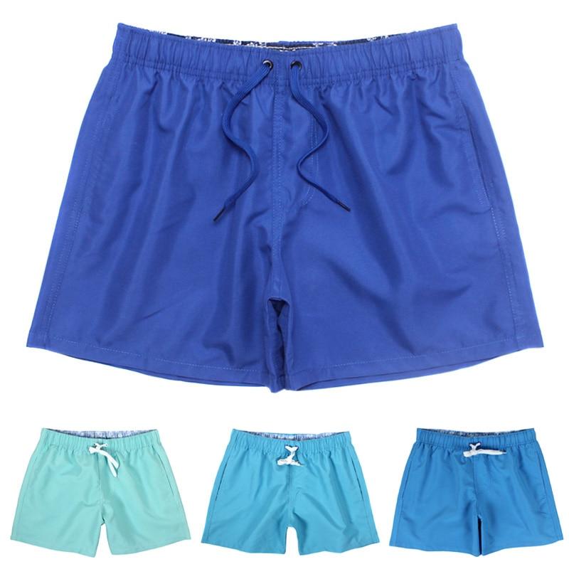 Men Swimming Board Shorts Swim Shorts Trunks Swimwear Beach Summer Trouser BHD2