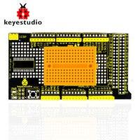 Free Shipping Keyes MEGA Proto Shield V3 Prototype Expansion Board For Arduino