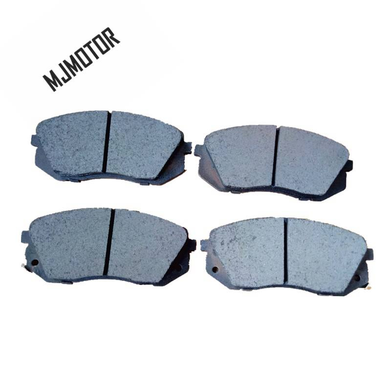 (4pc/set) Front Brake pads set KIT-FR DISC BRAKE for Hyundai IX35 SUV KIA Cadenza Sportage Auto car motor part 581013RA00