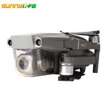 Sunnylife DJI Mavic 2 Pro Zoom Gimbal Camera Lens Cap Protective Case Drone Lens Cover Prop Protector MAVIC 2 PRO Accessories