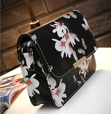 Hot Floral Handbag Flower Pattern Shoulder Bag Tote Purse New Fashion PU Leather Women Messenger Hobo wiper blades for mercedes benz cls class coupe w219 26&26 fit side pin arms 2004 2005 2006 2007 2008 2009 2010