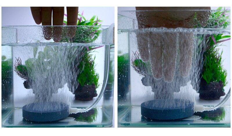 Aquarium Bubble Air Stone Beluchter Aquarium vijverpomp Hydrocultuur - Producten voor huisdieren - Foto 5