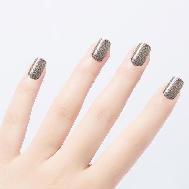 Peacock Series Gel UV LED Glitter Lacquer 10ml