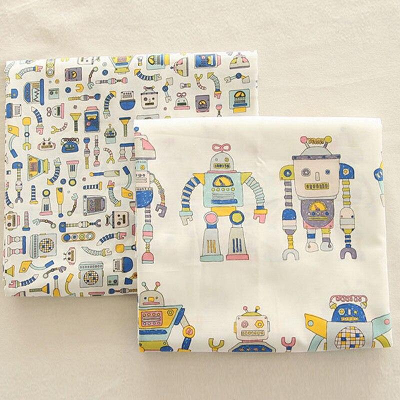 ღ Ƹ̵̡Ӝ̵̨̄Ʒ ღTejido de lino impreso del algodón para coser, DIY ...