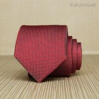 High Quality 2016 Nano Microfiber 7CM Pink Ties For Men Wedding Groom Groomsmen Necktie Waterproof Gradient