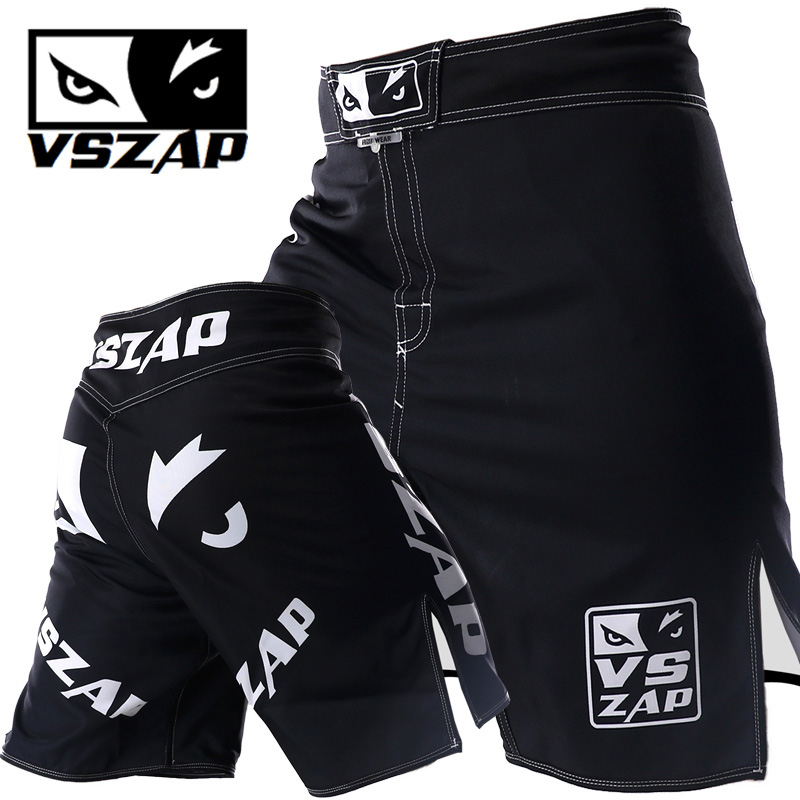 Boxing Fitness & Body Building New Promotion Fitness Vszap Mma Boxeo Martial Arts Training Kickboxing Shorts Muay Thai Shorts Cheap Mma Shorts Boxeo Mens Pants Vivid And Great In Style