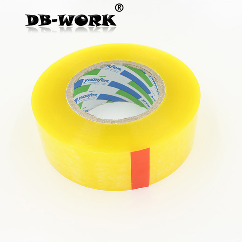 DB Senior scotch tape/High adhesive packing tape/box tape high quality Strong Carton Sealing Tape Free Shipping 0058 scotch high strength filament tape 94 x 60yds 89811 dmi rl