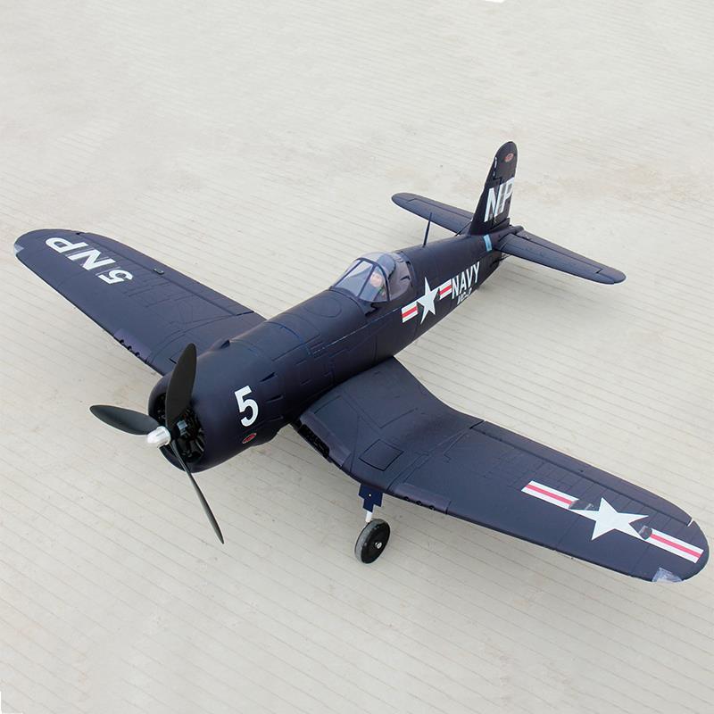 Dynam 1270MM F4U Corsair RC RTF Propeller Plane W/ Motor ESC Servos Battery skyflight lx eps 1 2m f4u corsair warbird propeller rc kit plane model w o motor servos esc battery