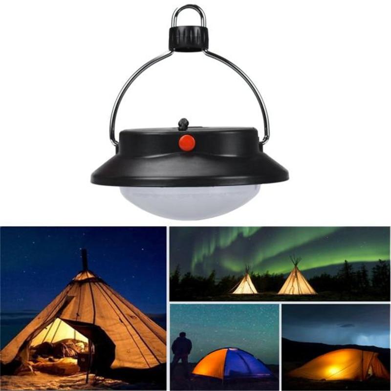 B2 Led Light Camping Outdoor Light 60 LED Portable Tent Umbrella Night Lamp Hiking Lantern Camping & Hiking Wholesales&Retails