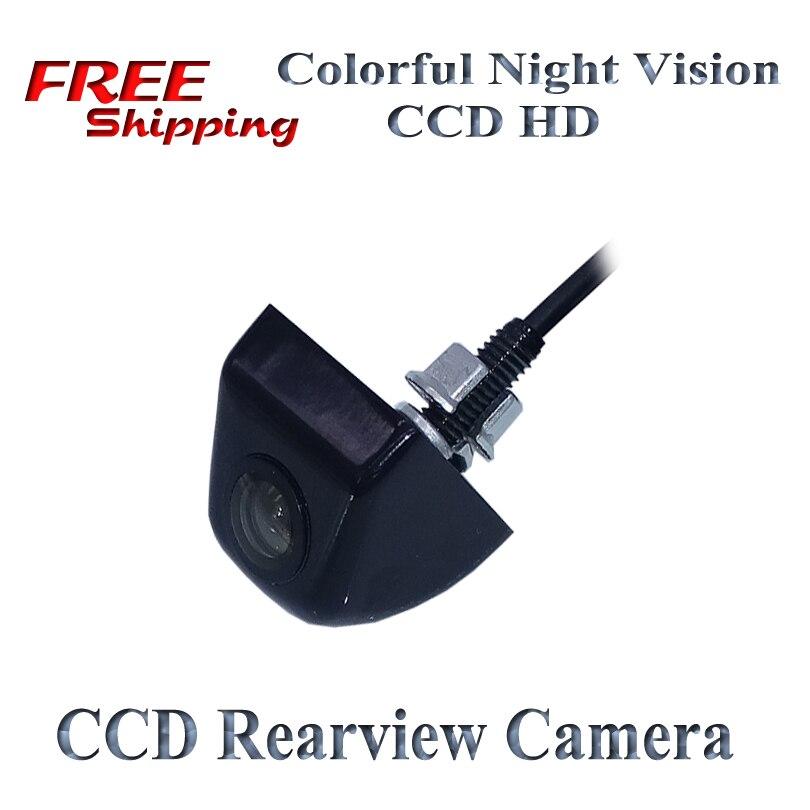 Carro reversa Rear View Camera Backup estacionamento câmera night vision Camera retrovisor do carro para Monitor do carro DVD