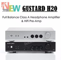 Nobsound GUSTARD H20 Full Balance Class A Stereo Headphone Amp / Audio HiFi Pre Amp