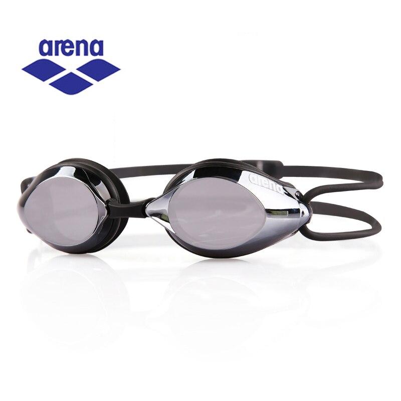 Arena Professional Anti-Fog UV Swimming Goggles for Men Women Coated Waterproof Swimming Glasses AGL-1900E(China)
