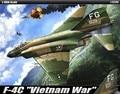 """Академия 1/48 самолетом """" вьетнамская война """" ввс сша F-4C фантом 2 пластиковые модели комплект 12294"""