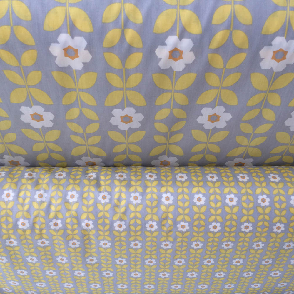 20 Gray And Yellow Nursery Designs With Refreshing Elegance: Nº100*160cm 100% Cotton Twill ⑦ Cloth Cloth Nordic Wind