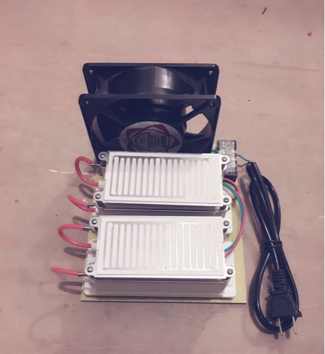 40g integrated ozone generator (220V) pechoin cc 40g