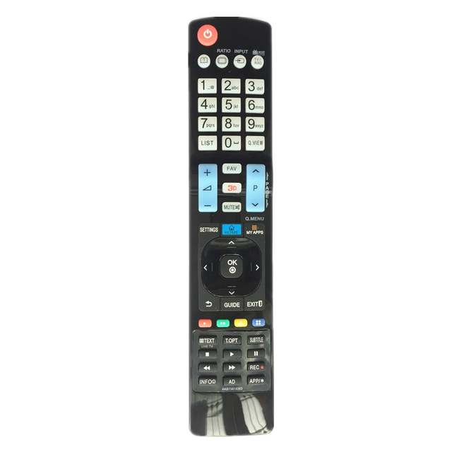AKB73615303 Remote Control For LG LCD LED TV