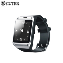 """2015 New Sport Smart Uhr Telefon Smartwatch D5 1,54 """"2.0MP Kamera sd-karte und SIM slot Schrittzähler Smartwatch für Android-handy"""