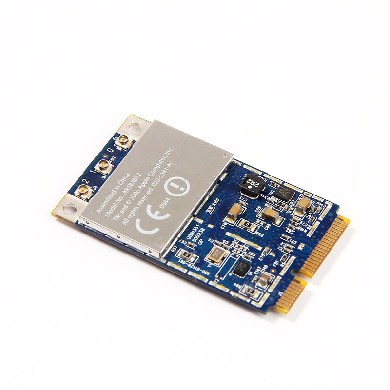 Atheros AR5418 AR5BXB72 AR5008 Double bande 300 Mbps WiFi Sans Fil 802.11a/b/g/n Mini PCI-E Wlan carte pour Apple Mac Dell Acer Asus