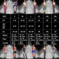 NADANBAO Brand Autumn Women Leggings Customized Printed Legging Trousers Pant KDK1112