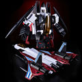G1 Transformation KBB Ramjet Commander Alloy Metal Jet Fighter Model Oversize Action Figure Robot Collection Toys