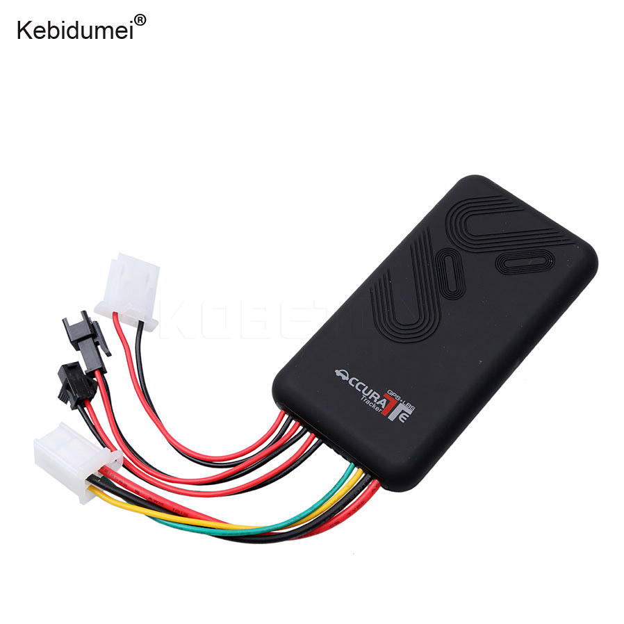 Kebidumei Locator Gps-Tracker GT06 Monitor Vehicle Motorcycle-Anti-Theft-System Real-Time